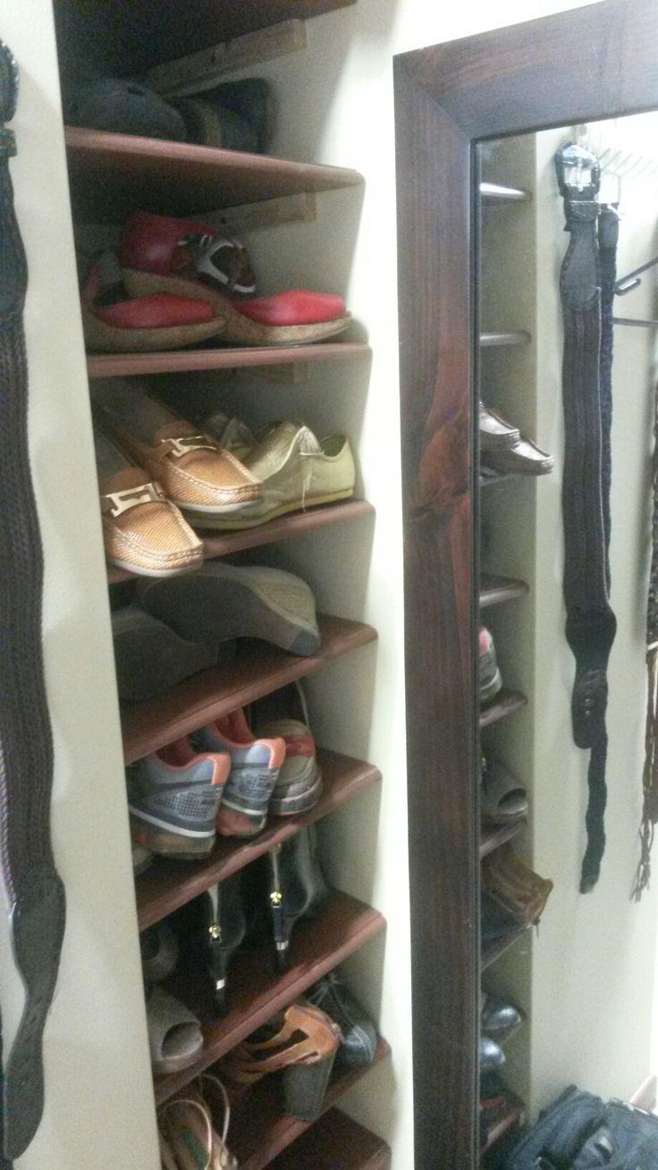 Modulo para zapatos Vestier