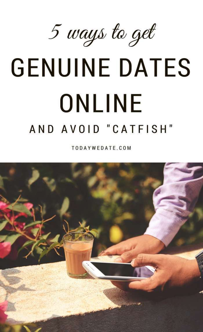How to know if someone is genuine online dating