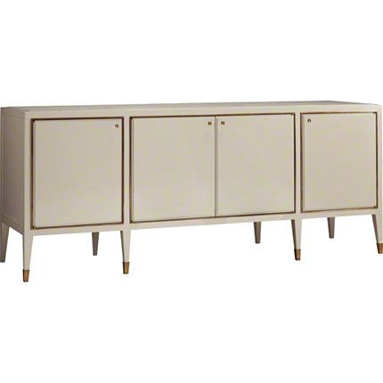 Baker furniture shadow and stone server 3631 barbara for Affordable furniture in baker