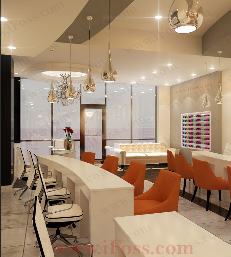 109 best TOP NAIL SALON DESIGN IDEAS images on Pinterest