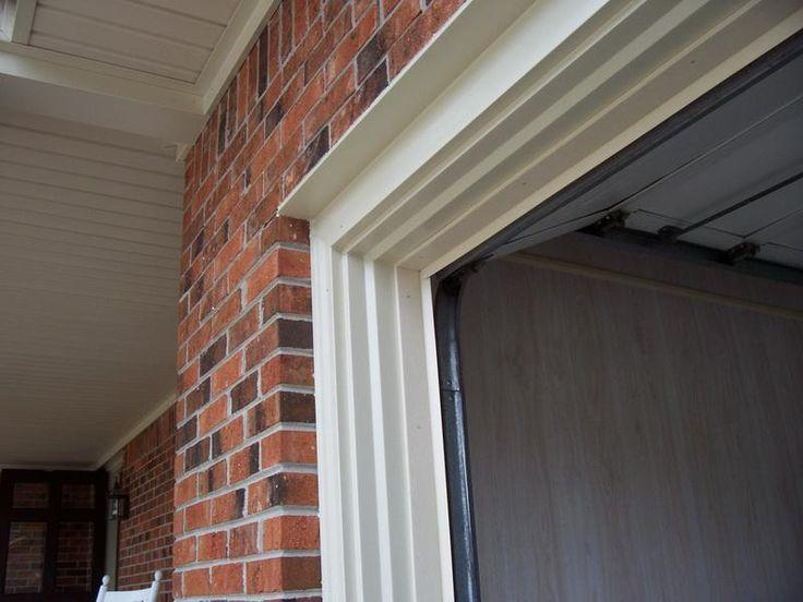 Best 25 garage door weather stripping ideas on pinterest for Garage door stop molding weather seal