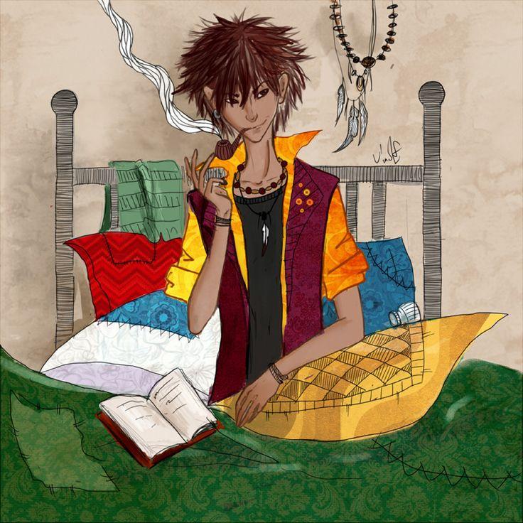 Табаки by  OkamiTegra