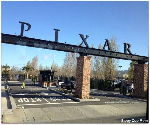Pixar Studios in Emeryville, California