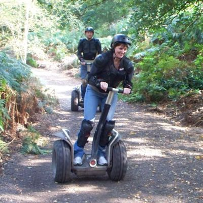 Gift Experiences Weekend Segway Rally for Two- at Debenhams.com
