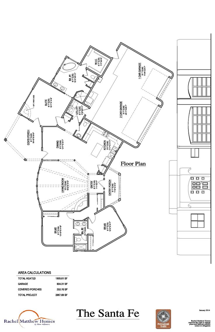 17 best images about rachel matthew floor plans on for Santa fe floor plans