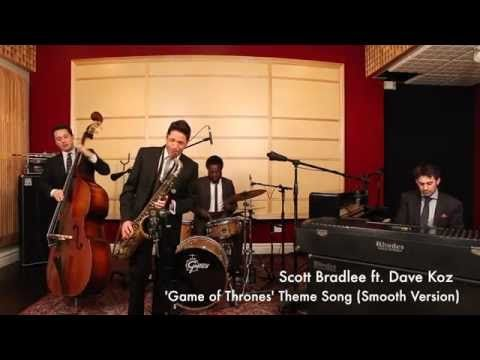 "Game of Thrones Theme - The ""Smooth"" Version ft. Dave Koz.  Awful and great at the same time."