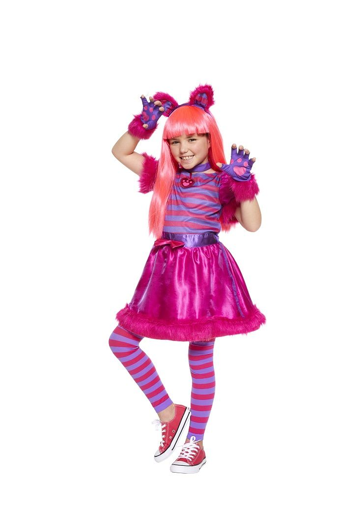 Best 25 cat costume kids ideas on pinterest kitten halloween this cheshire cat costume is the perfect world book day costume for kids who love to solutioingenieria Choice Image