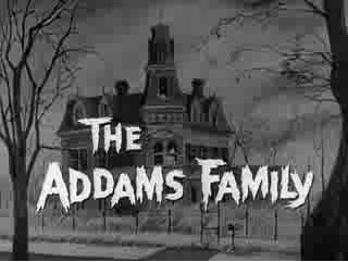 La famiglia Addams (serie televisiva 1964) - Wikipedia