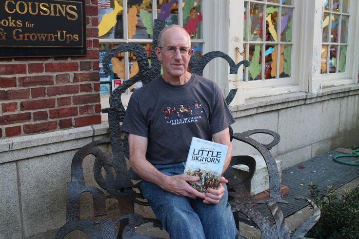 John Hough, Jr., author of Little Bighorn