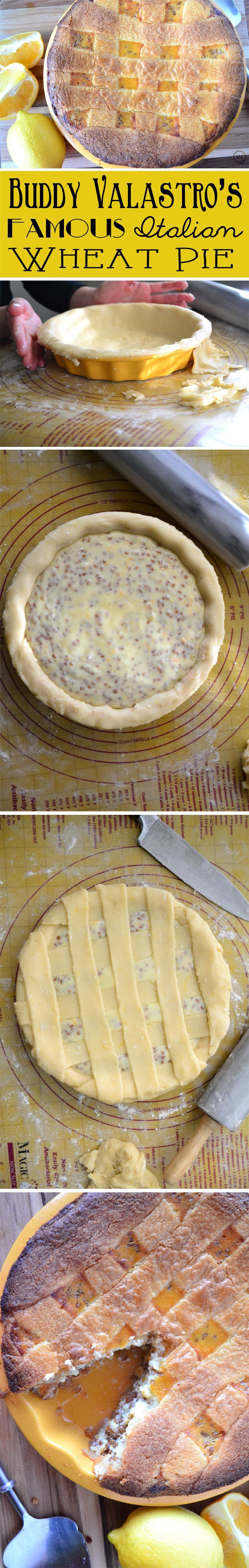 how to cook wheat berries for pastiera