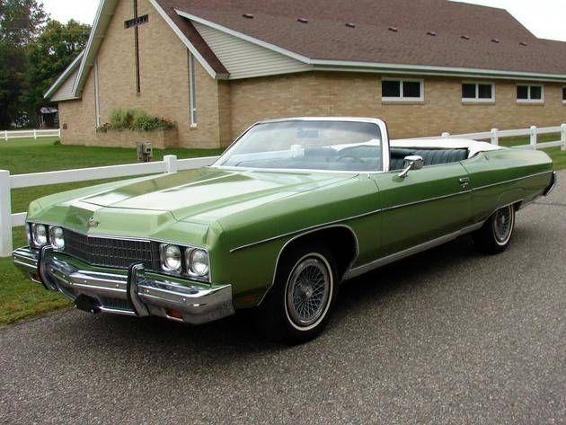 20 best 1973 Chevrolet Impala,Caprice images on Pinterest   Vintage