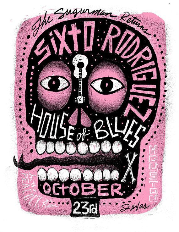 rodriguez concert poster