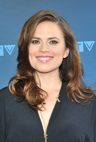 Image result for hayley atwell hair