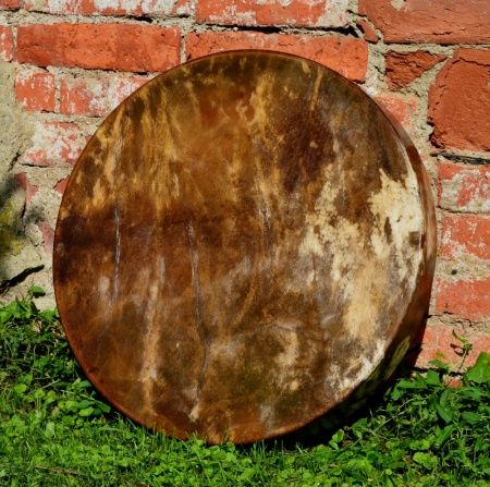 Kruhové 59 cm :: Šamanské a stolové bubny