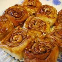 Ooey Gooey Cinnamon Buns Recipe | Yummies!! | Pinterest