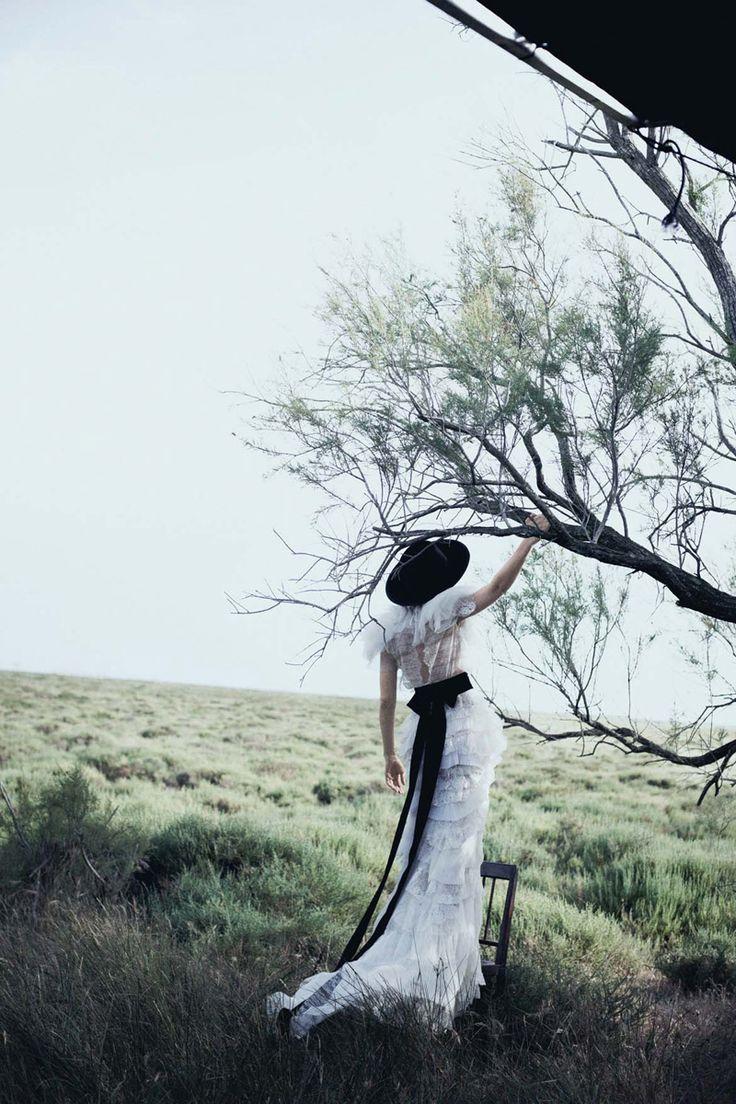 : Nina Ricci, Carey Mulligan, Peter O'Tool, Peter Lindbergh, Grace Coddington, Careymulligan, Vogue Magazines, The Dresses, Fashion Editorial