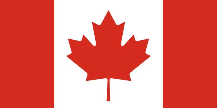 File:Flag of Canada (Pantone).svg