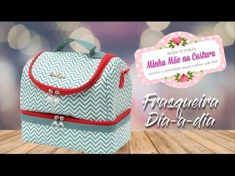 Bebê à bordo | Bolsa Prática Sofia | #parte1 | Minha Mãe na Costura - YouTube