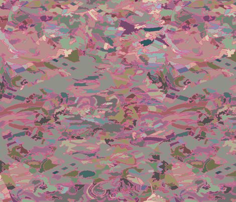 Pink fabric by emily_bieman on Spoonflower - custom fabric