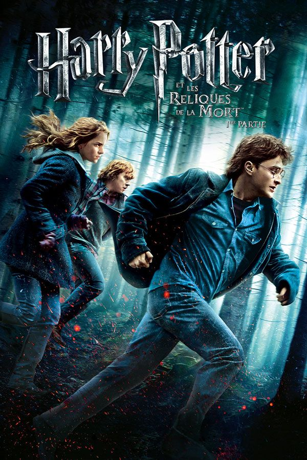 Harry Potter et les reliques de la mort 1ère partie (7)