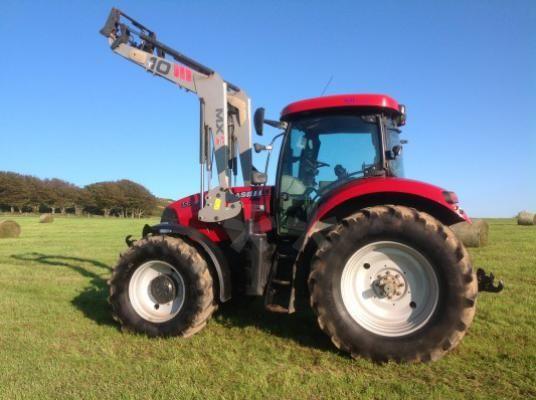 Case IH Puma 155 #tractor