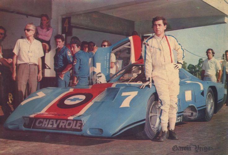 Nestor Jesus Garcia Veiga Equipo Oficial Chevrolet