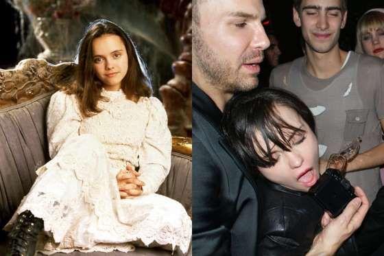 Protagonista de 'La familia Adams' o 'Casper', Christina Ricci fue una de las actrices adolescentes ... - Proporcionado por eCartelera