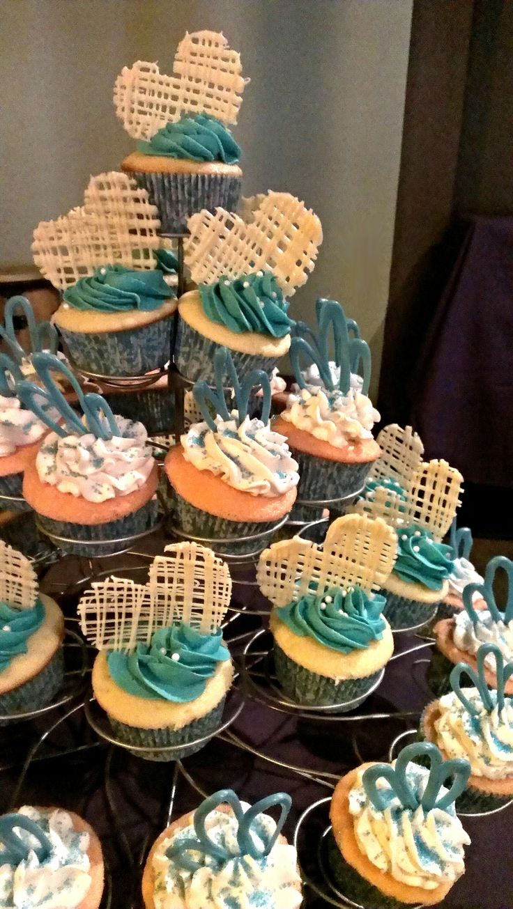 1000 ideas about bridal shower cupcakes on pinterest