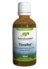 TinnaRex tinnitus homeopathic remedy for ringing in the ears