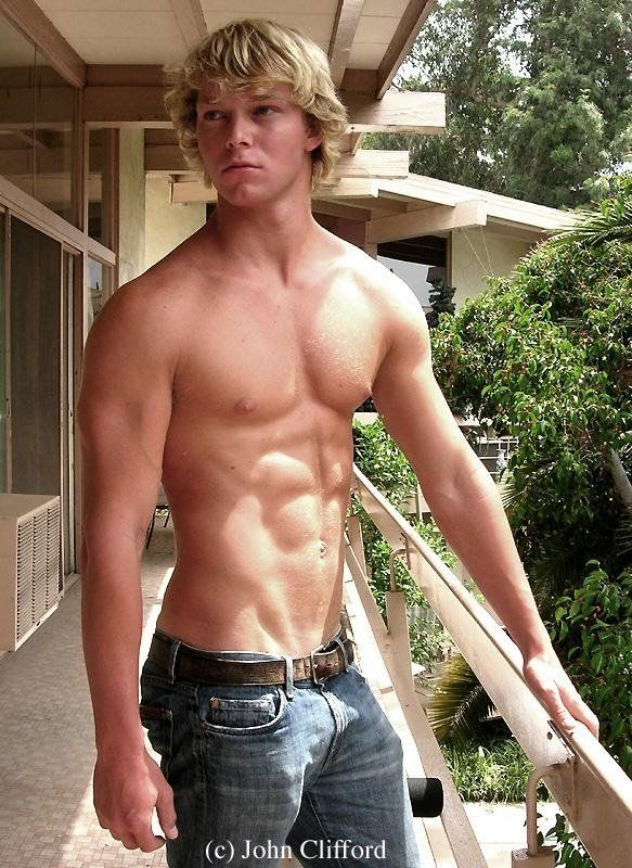 Teen Muscle Jock  Muscle Jocks  Teen Board-2412