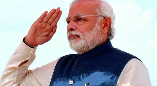 New Delhi: Prime Minister Narendra Modi on the day of labour day salutes all the Indian workers. He took to Twitter to give a message to mark the day. Today is International Labour Day, also known as International Worker's Day or May Day. It is observed on this day every year to promote...