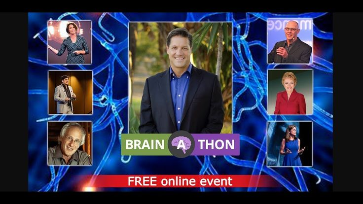 Must Watch for Inspiration, Motivation, Success Breakthrough... http://po.st/brainathon - October 7, 2017 - The ALL NEW 6th Annual LIVE Brain-A-Thon! - This is the biggest personal growth event of the year.