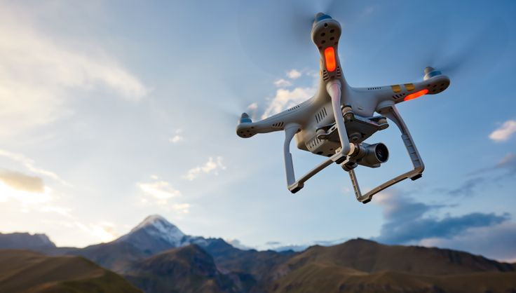 While land surveying technology has increasingly developed over time, using drones may become the first option land surveyors use.