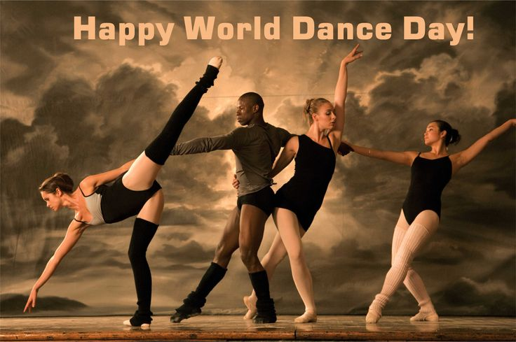 Happy International Dance Day!!!