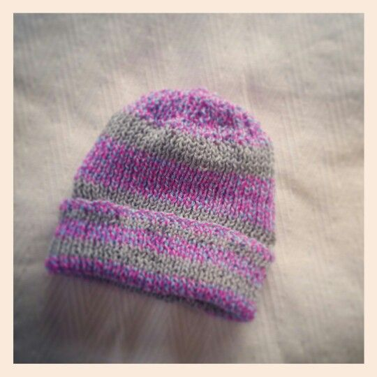 Pink and grey beanie for our Beanie Drive 2014 Email info@sgtcreations.co.za for information on how to get involved in the drive