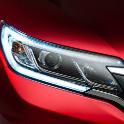 Honda's 2015 CR-V Facelift for Europe Gets New 160PS 1.6L Diesel