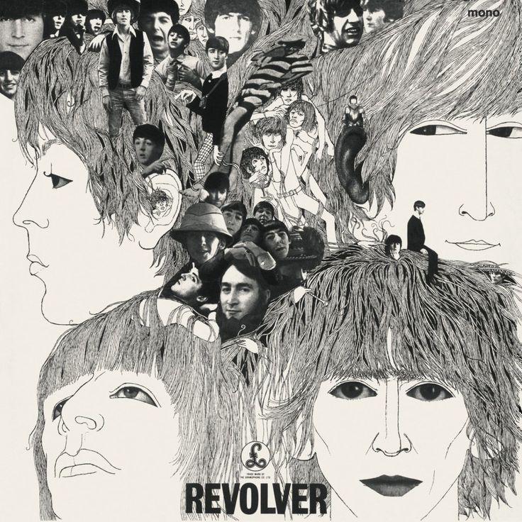 "1966: The Beatles' album ""Revolver"""