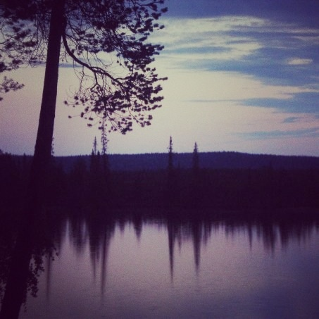 Harmony. Posio, Finland.