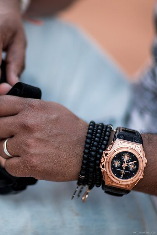 Linde Werdelin Spidospeed out in Dubai.Read the full ...