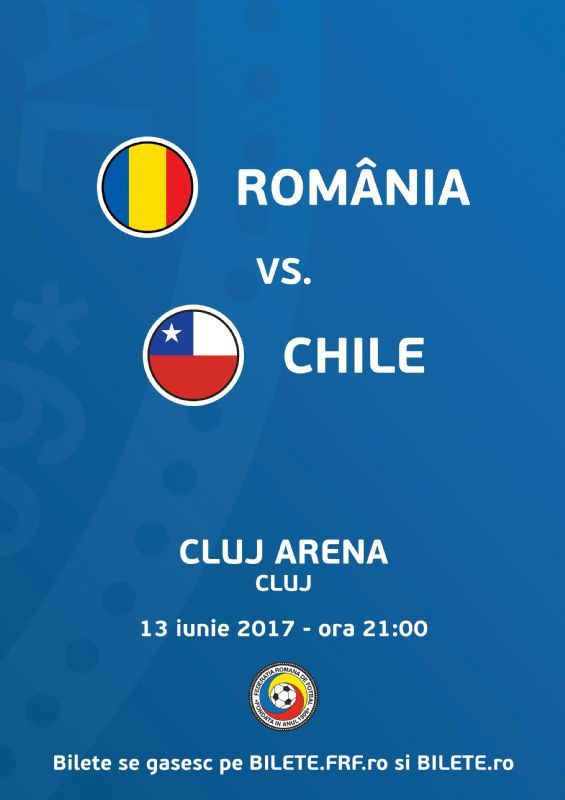 Romania - Chile