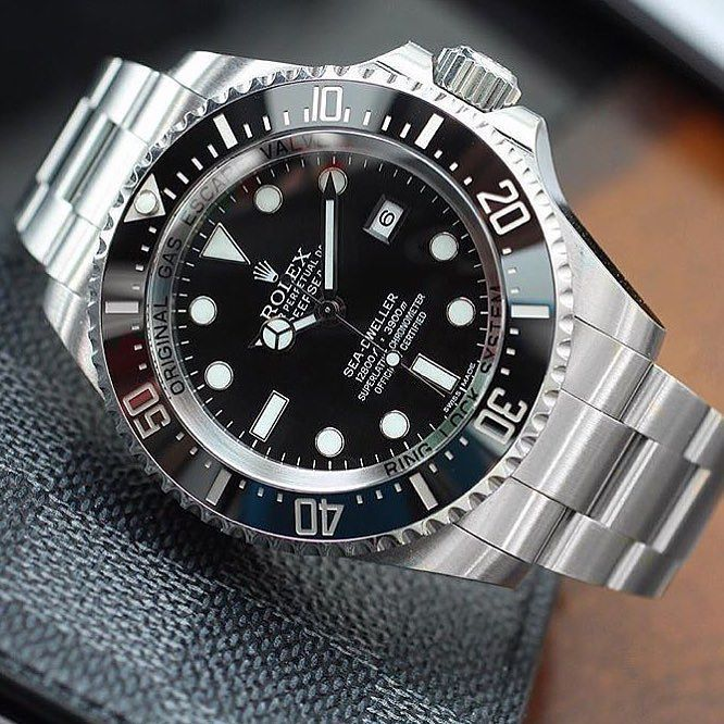 d18fbad6c87 The Rolex Sea-Dweller.  rolex  rolexero credit  rolexdiver  rolexwatch…
