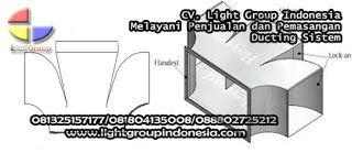 Light Group Indonesia: MENGENAL MATERIAL DUCTING