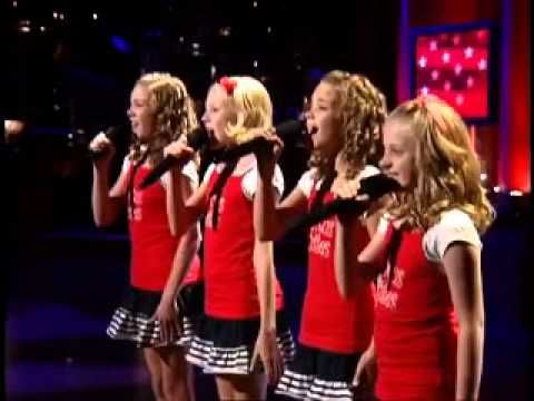 The Cactus Cuties sing The Star Spangled Banner: cold chills!     AaaahhhhhhMAZING!!!