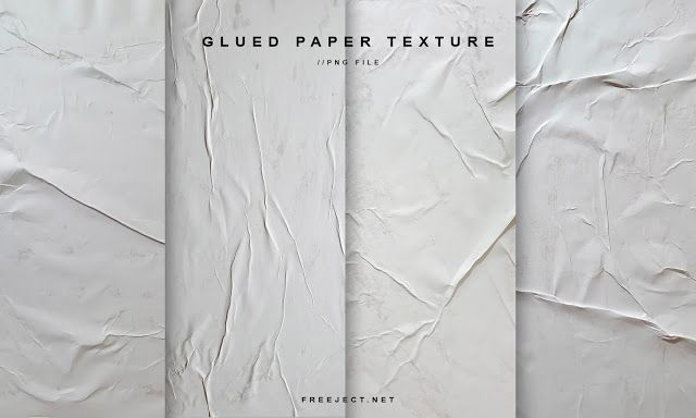 Free Download Glued Paper Texture Png File Free Paper Texture