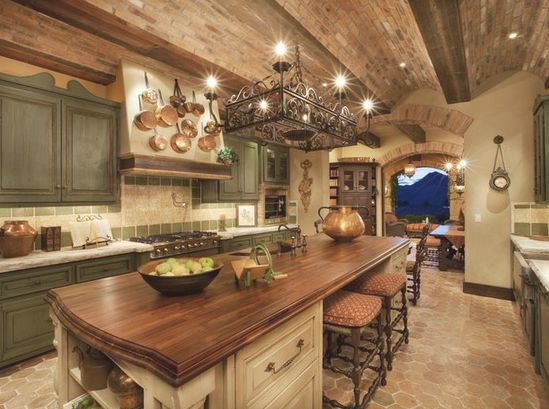 kitchen: Tuscan Kitchens, Kitchens Design, Dreams Kitchens, Kitchens Ideas, Rustic Kitchens, Dreams House, Islands, Dream Kitchens, Tuscan Style