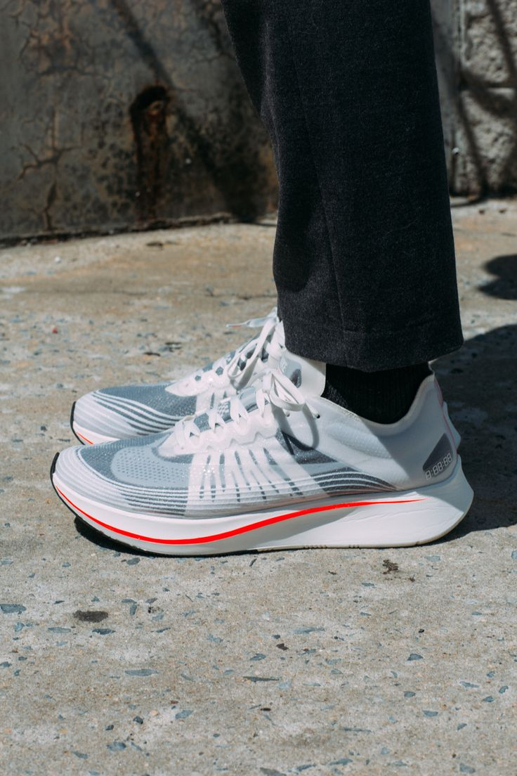 The Upsetter presents a look at the latest from Nike Running, the Nike Zoom  Fly SP.