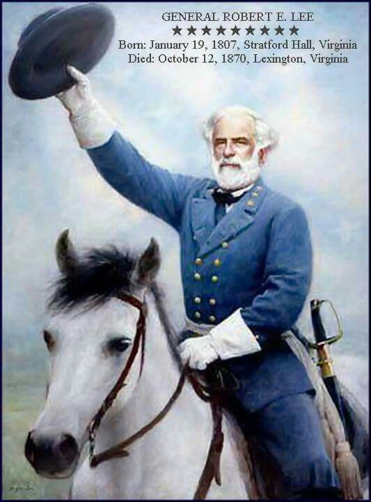 10 Interesting Facts About Robert E. Lee