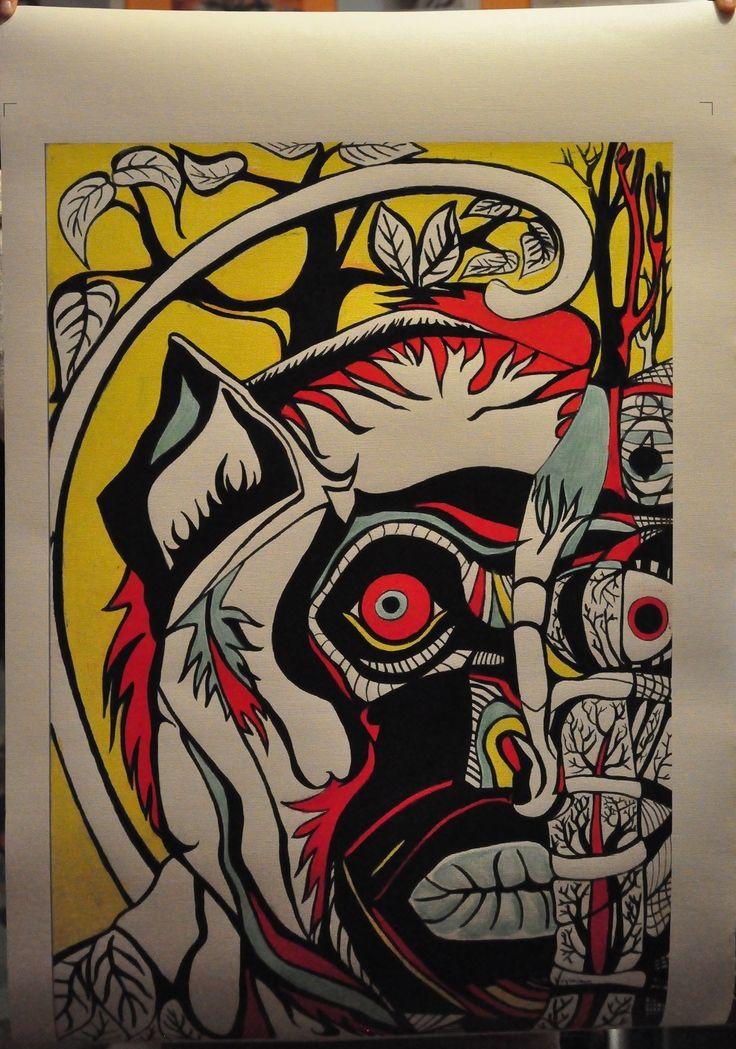 Scimmia-wildlife #monkey #prints #canvas #quality #forsale #sales #animals
