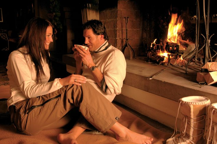 Romantic evenings in the #Dolomites #dolomitistars