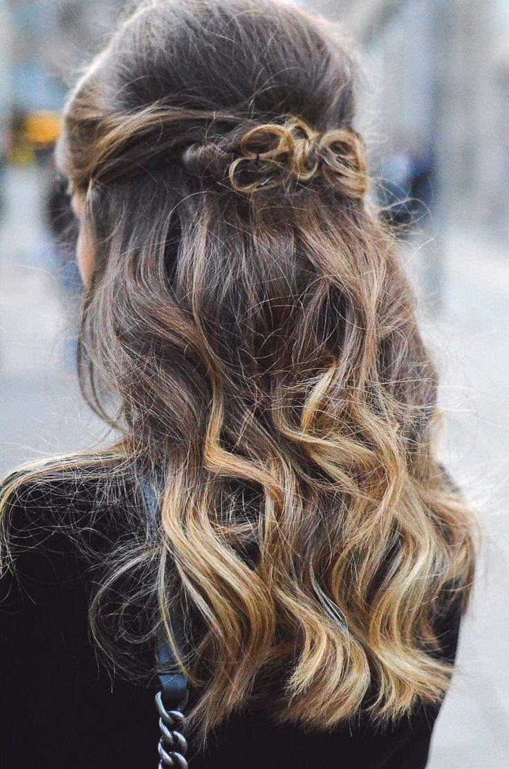 Glamour Season :: Festive Hair Styles 2016